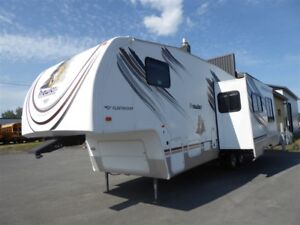 2009 Prowler 275 bh 2 chambres ferme