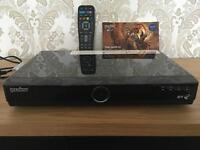 BT YouView 500gb Humax box model T1000/GB/500G/bt