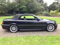2006 (56) 318i M Sport convertible Manual in brilliant condition