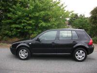 1390cc VW GOLF 5 DOOR MOT AUGUST 2019