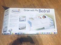 New in box Bedrail bedguard Summer