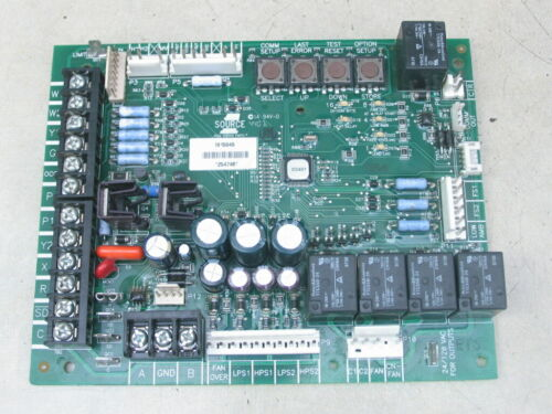 YORK 1015045 Control Circuit Board SOURCE 1 254746