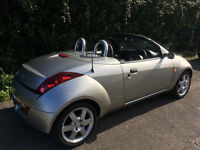Ford StreetKa Convertible recent full service