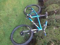 Cotic B Fe small frame mountain bike