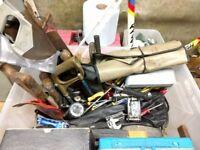 Big Box o' assorted tools
