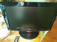 LG 26inch TV HD Ready 3 hdmi's Good Condition