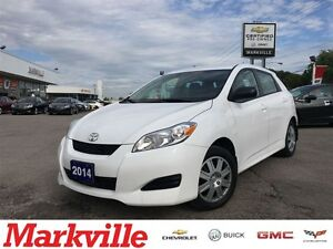 2014 Toyota Matrix AUTO - 25,300 KMS - AIR COND