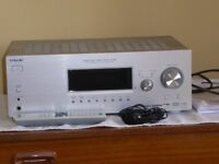 SONY DIGITAL AV AUDIO VIDEO RECEIVER 5.1 STR DG510 WITH REMOTE AND SET UP MICROPHONE