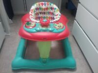 Baby walker for free