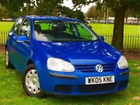 2005 GOLF 2.0 SDI**BRAND NEW MOT*5 DOOR*MANUAL*HATCHBACK**