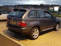 BMW X5 series 2003 model diesel full service history