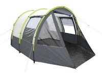 Free standing awning for camper and vans