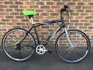 19 inch Vertigo Bilbao lightweight aluminium Hybrid Bike Commuter, Town Bike
