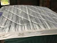 Good clean double mattress