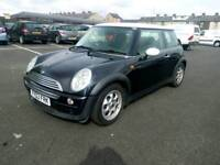 Mini cooper hatchback 1.6 petrol Tax and tested long mot Cheap and Bargain price
