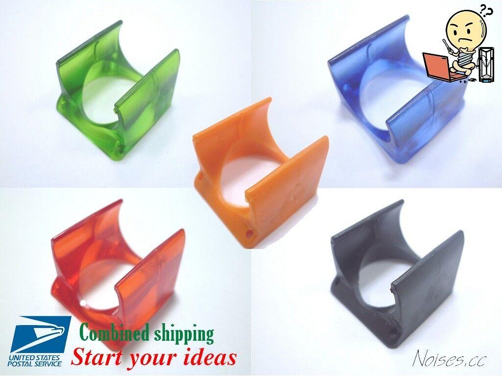Plastic Cover Shell Case 5 Color for 3010 fan 3D Printer Extruder for Mk8 E3D V6