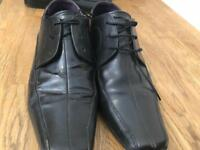 Blue ink men shoes size 9