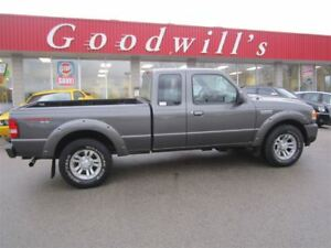 2011 Ford Ranger SPORT! EXTENDED CAB! CLEAN CARPROOF!