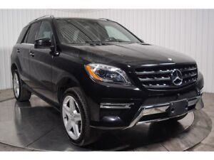 2015 Mercedes-Benz M-Class ML350 AMG PACK 4MATIC BLUETECH CUIR T