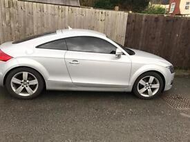 Audi TT 2.0 Quattro tdi no offer so don't ask 6000£ range golf Bmw Porsche