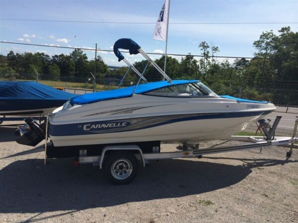 Used 2007 Caravelle Boats 186 BR