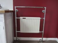 Traditional bathroom radiator / towel rail