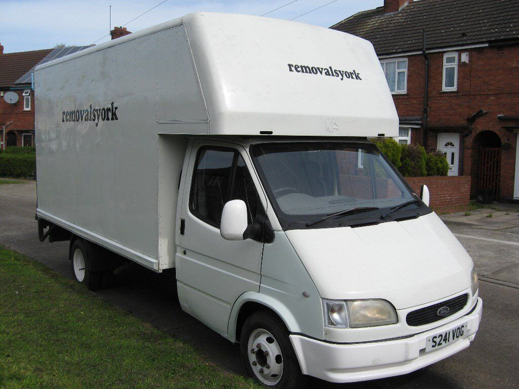 ford transit mk5 smiley lwb luton van,with tail lift,12 months mot