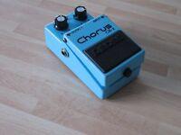 Boss Chorus CE-2 Guitar Effects Pedal
