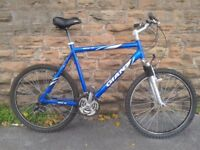 GIANT ROCK SE MONSTER XL Mountain Bike Hard Tail Light weight AS NEW