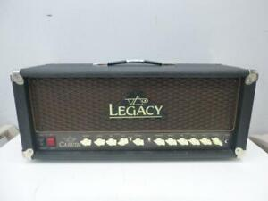 Carvin Legacy 100 Steve Vai Tube Amp Head - We Buy and Sell Performance at Cash Pawn - 117840 - MY510405