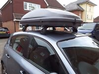 Halfords Roof Top Box