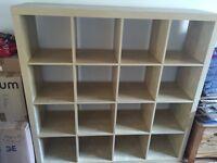 IKEA Kallax Shelving unit £30