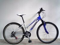"(2231) 26"" 14"" Lightweight Aluminium GIANT BOYS GIRLS MOUNTAIN BIKE BICYCLE Age:11+ Height:145-160cm"