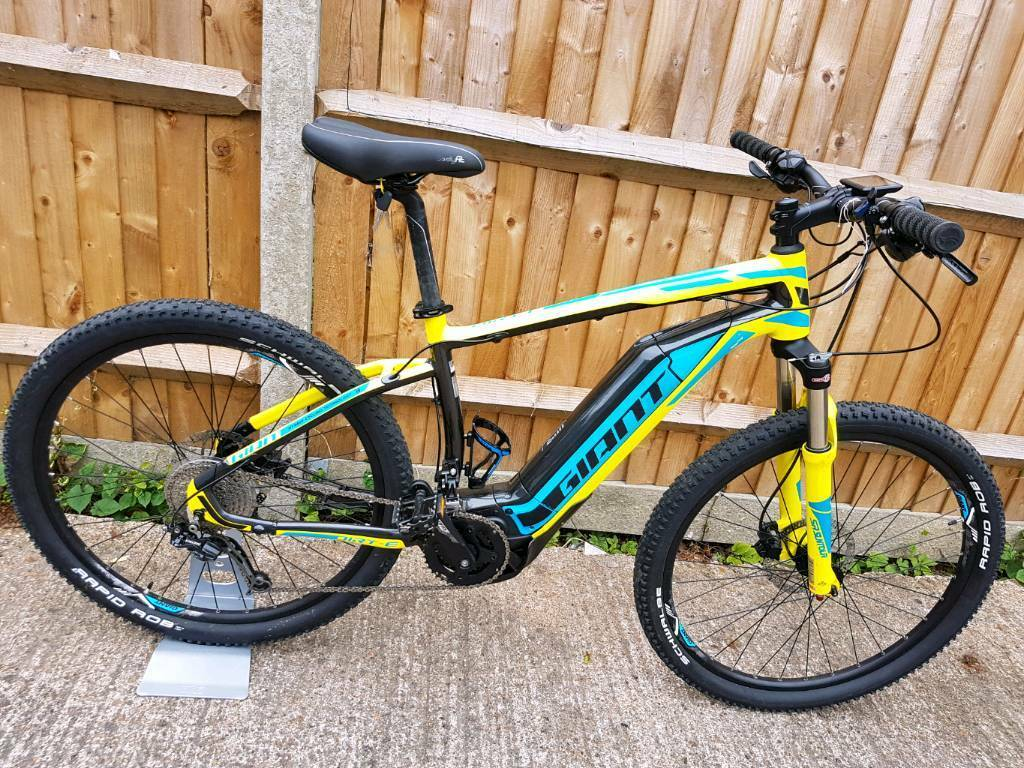 Giant Dirt E 2 2016 Electric Bike In Blackwater Surrey Gumtree