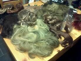 Joblot hair extensions