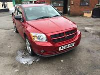 Dodge Caliber auto petrol gas converted low mileage