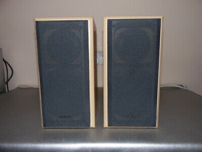 TECHNICS 2 WAY SPEAKER SYSTEM SB-HD310