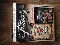Tattoo DVD and book set