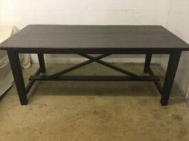 Large Solid Table ( Lombok or Oka ? )