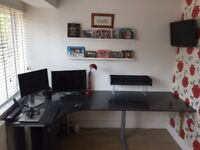 Home Office Collection - Ikea Galant Desk, Filing, Drawers, Cupboard