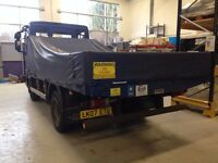 2006 Iveco Eurocargo Dropside Lorry Body Euro 5 *LOW MILEAGE*