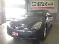 2010 Nissan Altima 2.5 S Nissan Certified Pre Owned Rates from 1