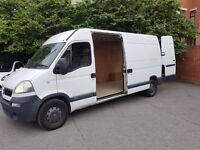 MAN WITH A VAN HIRE / HOUSE, FLAT, STUDENT, STORAGE REMOVALS / ITEM DELIVERY