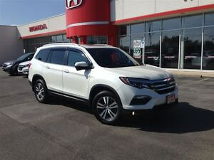 2016 Honda Pilot EX| ONE OWNER| ACCIDENT FREE|