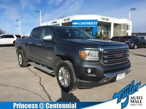 2015 GMC Canyon SLT| Leather, Nav, Alloys