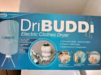 Clothes dryer, portable, electric.