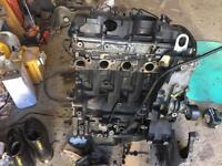 Transit tipper engine