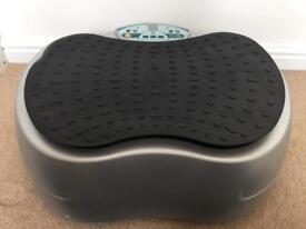 Vibration Fitness Plate by GymMaster