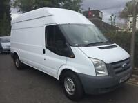 2010 10 Ford Transit 115 T350 LWB High Roof top CLEAN VAN DRIVES SUPERB ANY TRIAL INSPECTION WELCOME