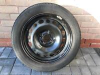 Citroen Wheel With Michelin 195 / 55R 16 Tyre